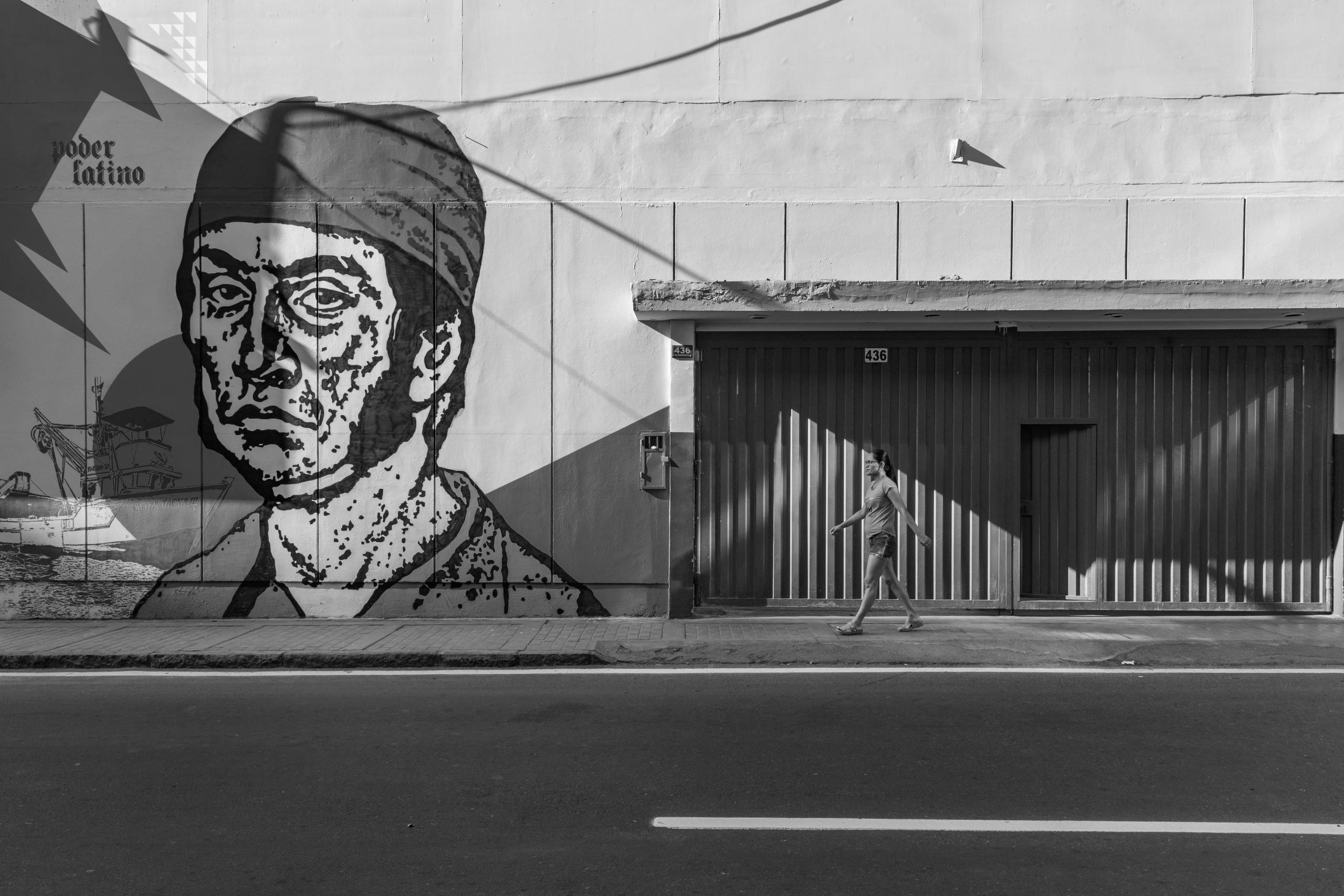 "From ""Street Art"" series"